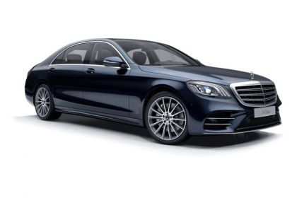 Lease Mercedes-Benz S Class car leasing