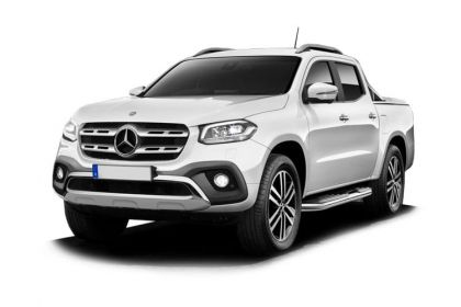Lease Mercedes-Benz X-Class van leasing