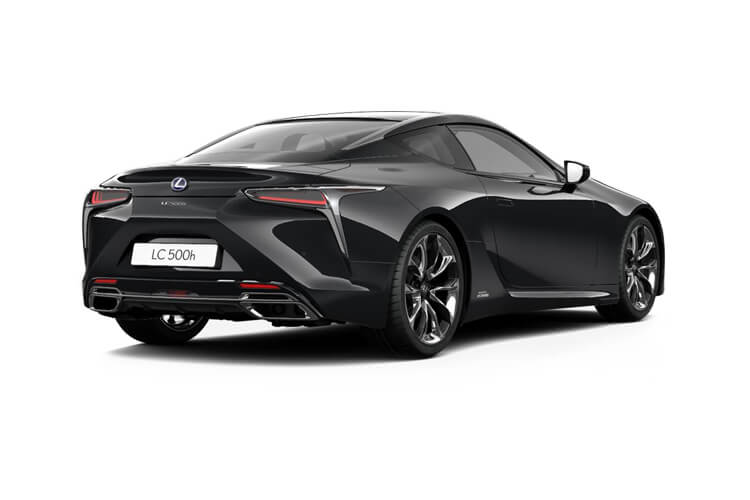 Lexus LC 500 Coupe 5.0 V8 464PS  2Dr Auto [HUD] back view