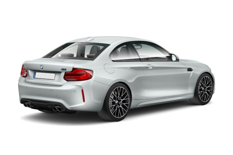 BMW 2 Series 220 Coupe 2.0 i 184PS Sport 2Dr Auto [Start Stop] back view