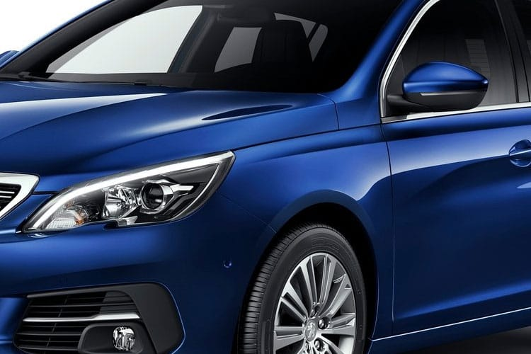 Peugeot 308 Hatch 5Dr 1.2 PureTech 130PS Allure 5Dr Manual [Start Stop] detail view