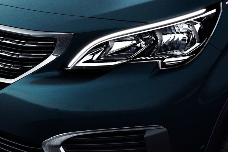 Peugeot 5008 SUV 2.0 BlueHDi 180PS GT 5Dr EAT8 [Start Stop] detail view