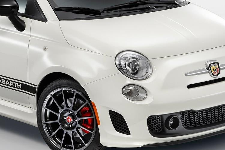 Abarth 595 C Cabrio 1.4 T-Jet 180PS EsseEsse 70th 2Dr Auto detail view