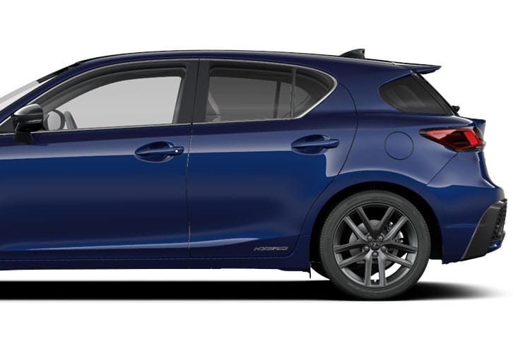 Lexus CT 200h Hatch 5Dr 1.8 h 136PS F-Sport 5Dr E-CVT [Start Stop] [Convenience Tech Lthr] detail view