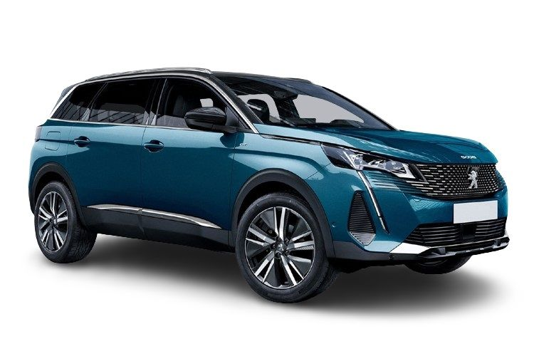 Peugeot 5008 SUV 2.0 BlueHDi 180PS GT 5Dr EAT8 [Start Stop] front view