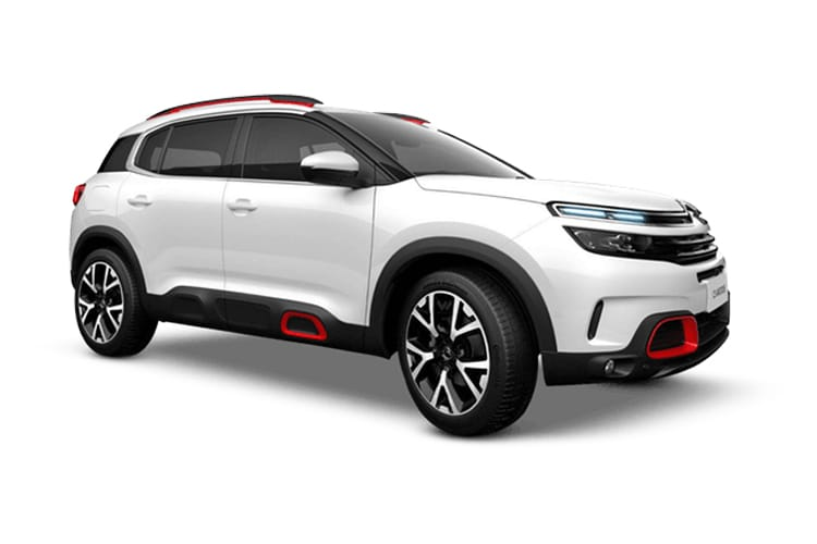 Citroen C5 Aircross SUV 1.5 BlueHDi 130PS Shine Plus 5Dr EAT8 [Start Stop] front view