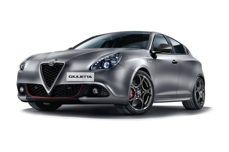 Alfa Romeo Giulietta Hatch 5Dr 2.0 JTDM-2 170PS Veloce 5Dr TCT [Start Stop] front view