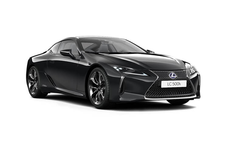 Lexus LC 500 Coupe 5.0 V8 464PS  2Dr Auto [HUD] front view