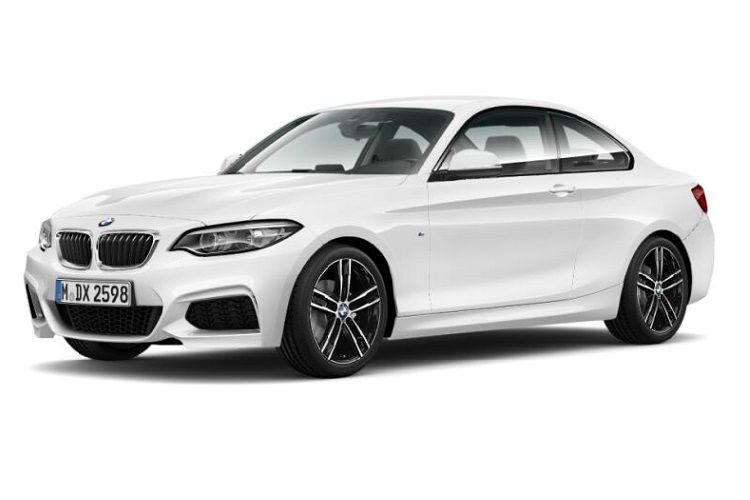 BMW 2 Series 220 Coupe 2.0 i 184PS Sport 2Dr Auto [Start Stop] front view