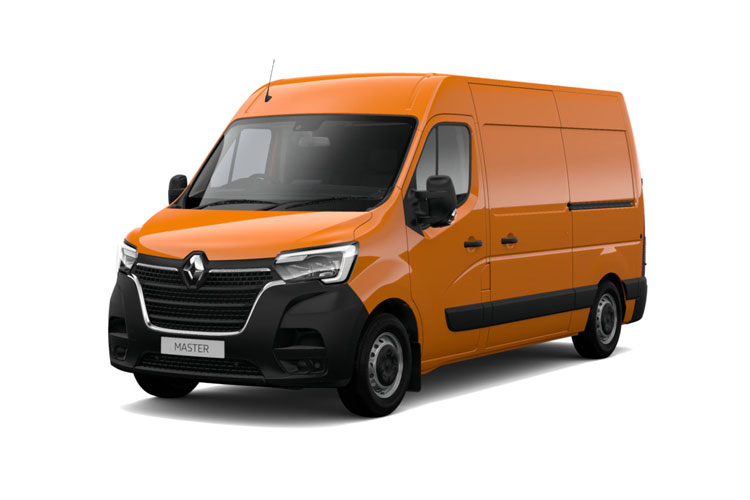 Renault Master MWB 35 FWD 2.3 dCi ENERGY FWD 150PS Business Van High Roof Manual [Start Stop] front view