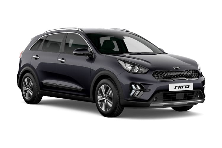 Kia Niro SUV 5Dr 1.6 GDi PHEV 8.9kWh 139PS 2 5Dr DCT [Start Stop] front view