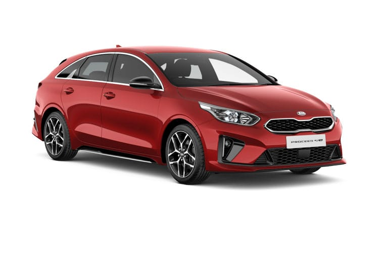 Kia Ceed ProCeed Shooting Brake 5Dr 1.5 T-GDI 158PS GT Line 5Dr Manual [Start Stop] front view