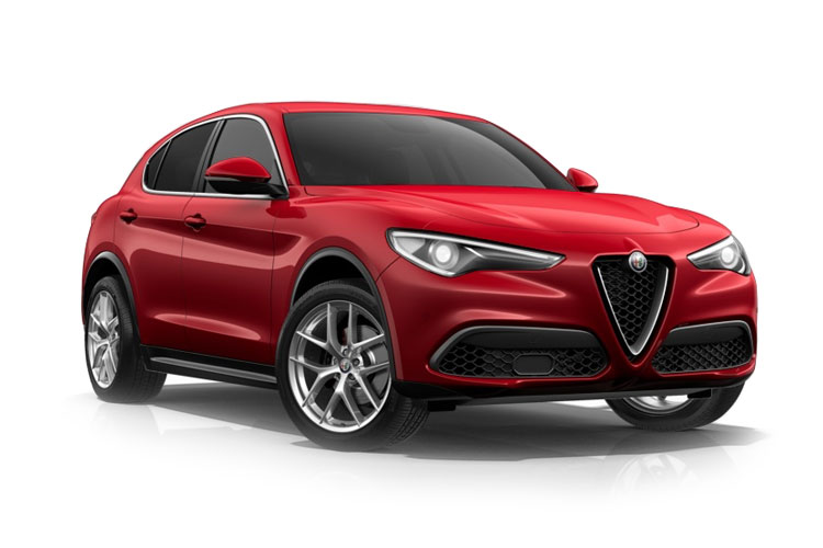 Alfa Romeo Stelvio SUV Q4 AWD 2.0 T 280PS Veloce 5Dr Auto [Start Stop] [Driver Assistance Plus] front view