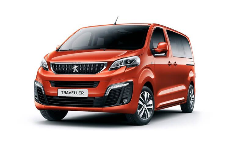 Peugeot Traveller Long 5Dr 2.0 BlueHDi FWD 180PS Business VIP MPV EAT [Start Stop] [6Seat] front view