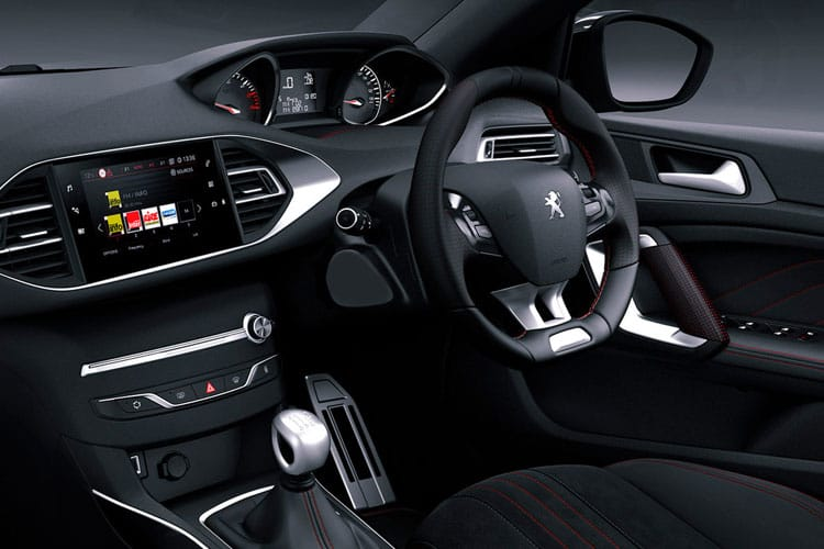 Peugeot 308 SW 5Dr 1.2 PureTech 130PS Active 5Dr Manual [Start Stop] inside view