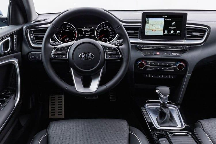 Kia Ceed Hatch 5Dr 1.6 CRDi MHEV 134PS GT Line 5Dr DCT [Start Stop] inside view