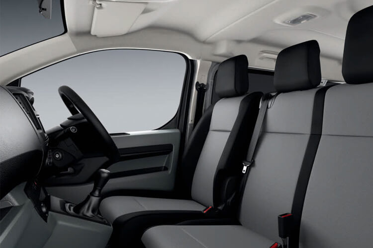 Peugeot Expert Combi Compact M1 1.5 BlueHDi FWD 120PS  Combi Manual [Start Stop] [8Seat] inside view