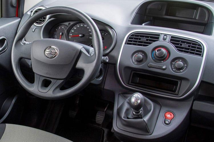 Nissan NV250 L2 1.5 dCi FWD 95PS Visia Van Manual [Start Stop] inside view