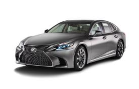 Lexus LS Saloon car leasing